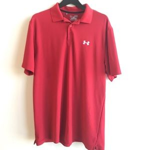 Under Armour Men's Polo Size XL